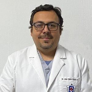 Dr Juan Carlos Cardozo Aguilar